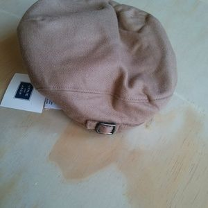 NWT Janie and Jack Newsboy Cap